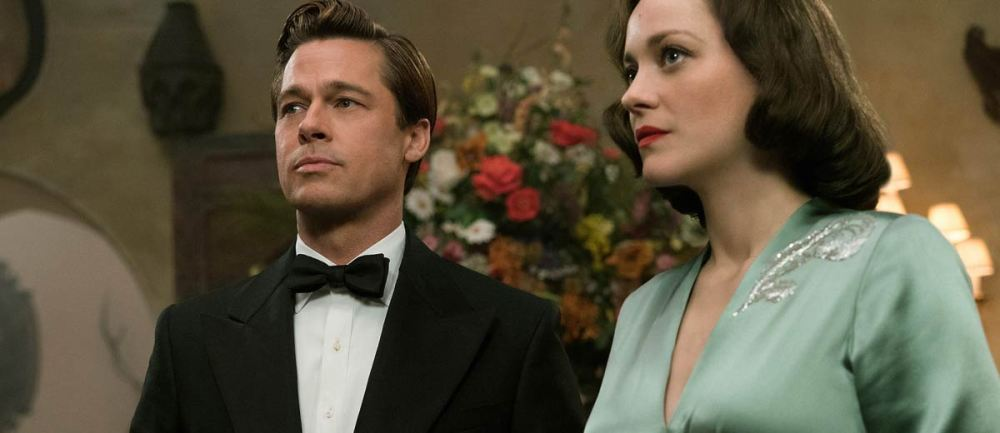 allied-brad-pitt-marion-cotilalrd-film-robert-zemeckis-lesallies-bande-annonce